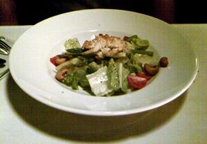 Noma Baked crab salad
